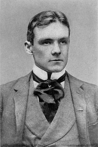 A picture of the author Richard Harding Davis