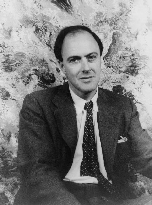 A picture of the author Roald Dahl