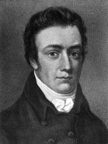 A picture of the author Samuel Taylor Coleridge