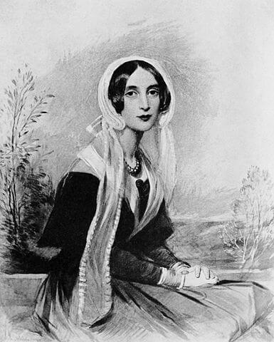 A picture of the author Sara Coleridge
