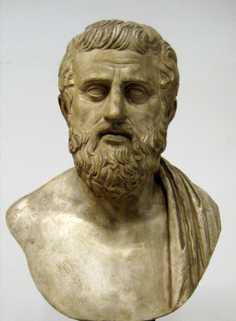A picture of the author Sophocles
