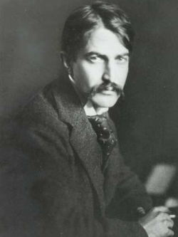 A picture of the author Stephen Crane