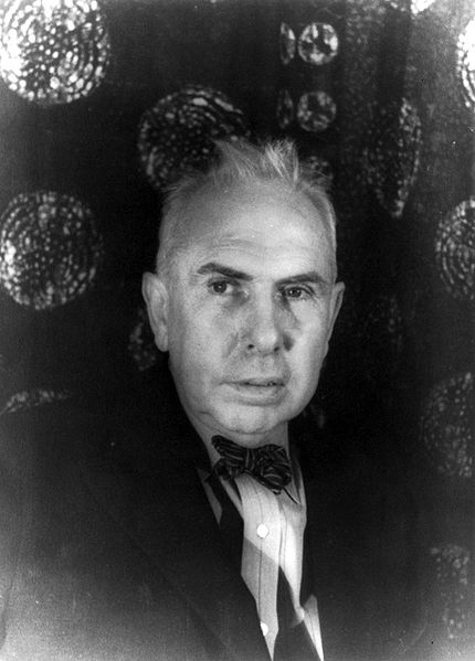 A picture of the author Theodore Dreiser