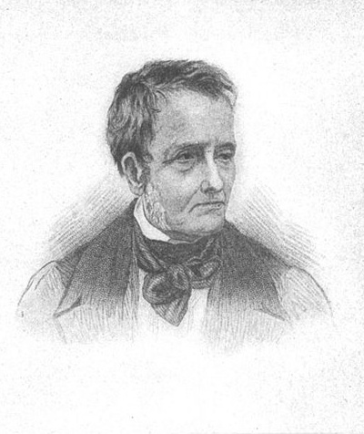 A picture of the author Thomas De Quincey