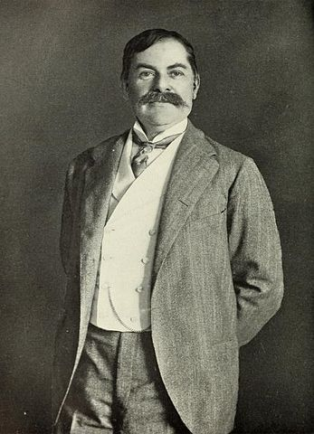 A picture of the author Thomas Nelson Page