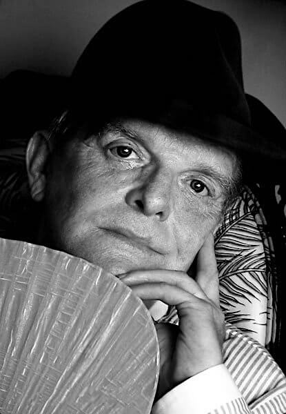 A picture of the author Truman Capote