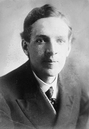 A picture of the author Upton Sinclair