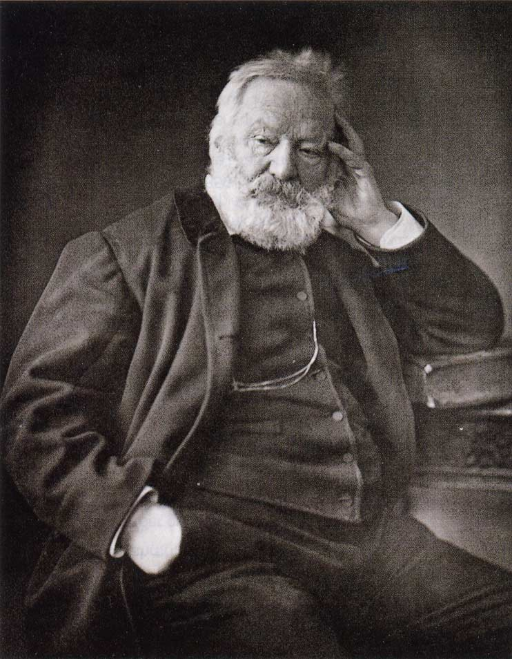 A picture of the author Victor Hugo