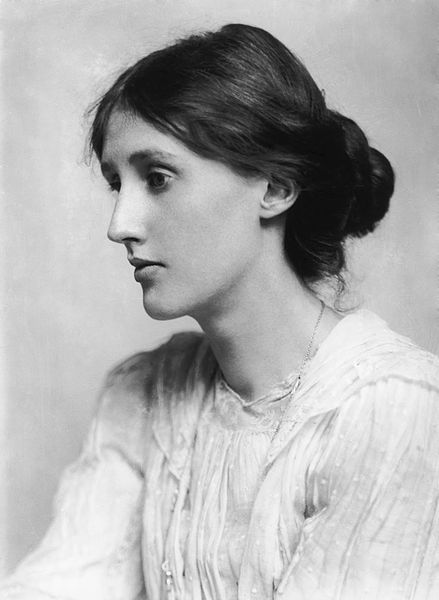 A picture of the author Virginia Woolf