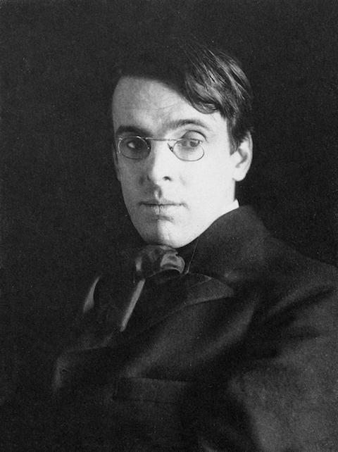 A picture of the author William Butler Yeats