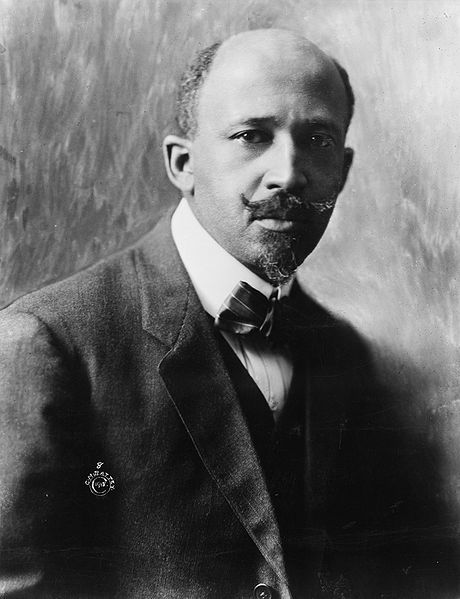 A picture of the author W.E.B. Du Bois