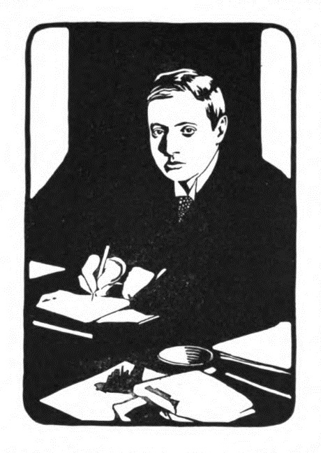 A picture of the author W. W. Jacobs