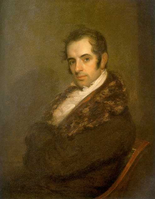 A picture of the author Washington Irving