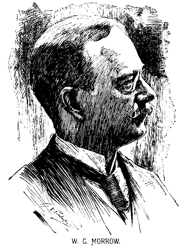 A picture of the author W.C. Morrow