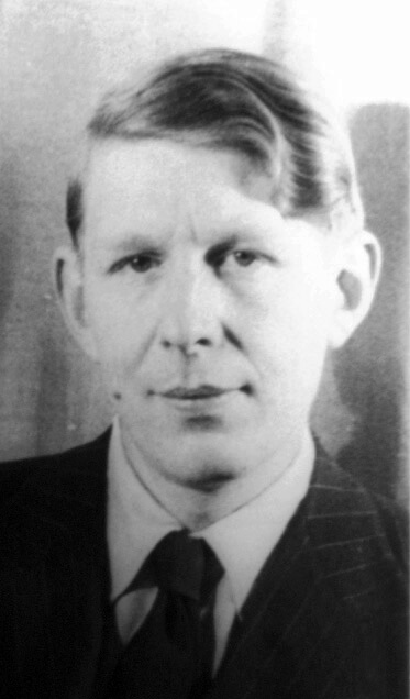 A picture of the author W.H. Auden