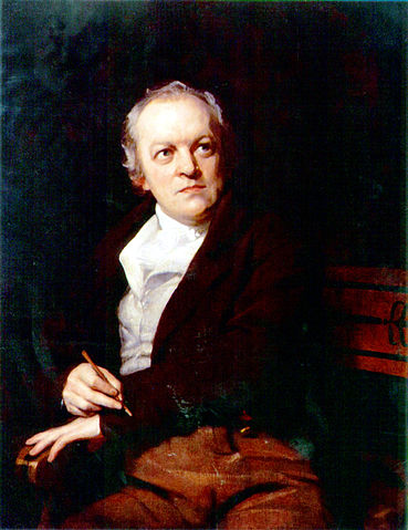 A picture of the author William Blake