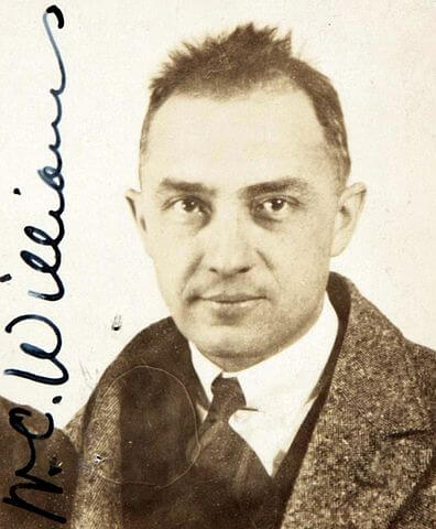 A picture of the author William Carlos Williams