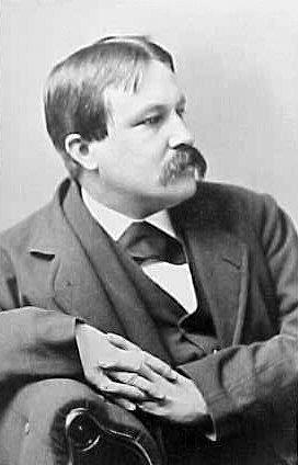 A picture of the author William Dean Howells