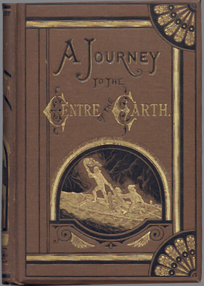 A picture for the book A Journey to the Center of the Earth
