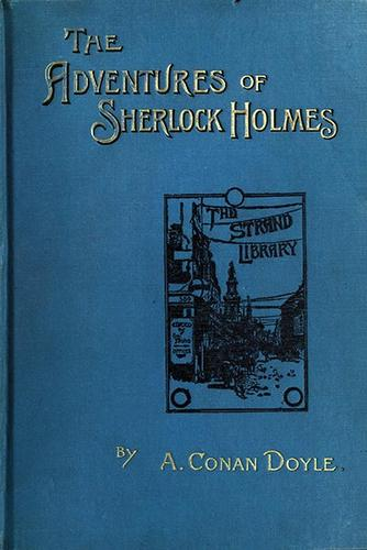 Detective Novels: The Adventures of Sherlock Holmes