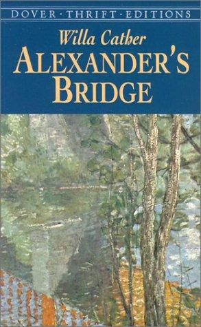 A picture for the book Alexander's Bridge