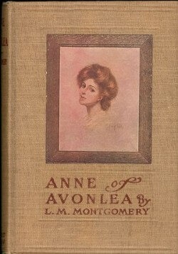 A picture for the book Anne of Avonlea