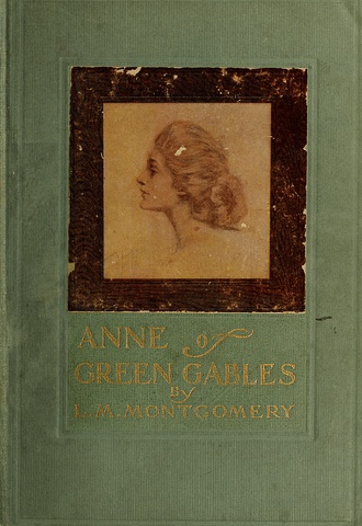 A picture for the book Anne of Green Gables