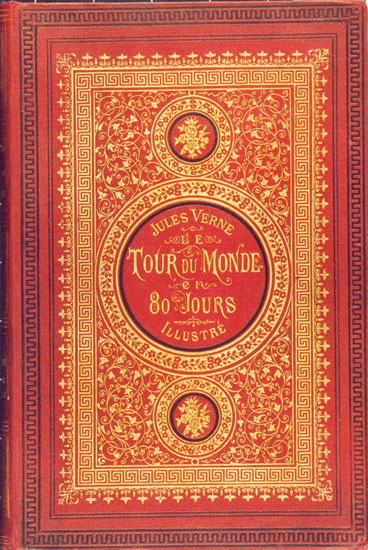 Science Fiction: Jules Verne, Around the World in 80 Days