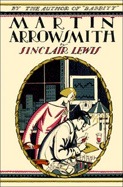 A picture for the book Arrowsmith