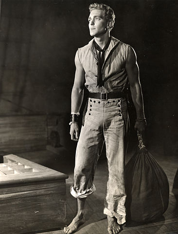 A picture for the book Billy Budd