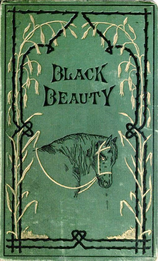 A picture for the book Black Beauty