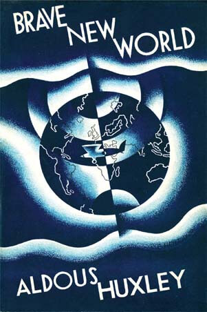 Science Fiction: Aldous Huxley, Brave New World