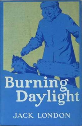 A picture for the book Burning Daylight