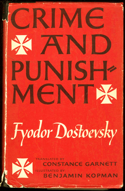 Russian Authors: Fyodor Dostoevsky, Crime and Punishment