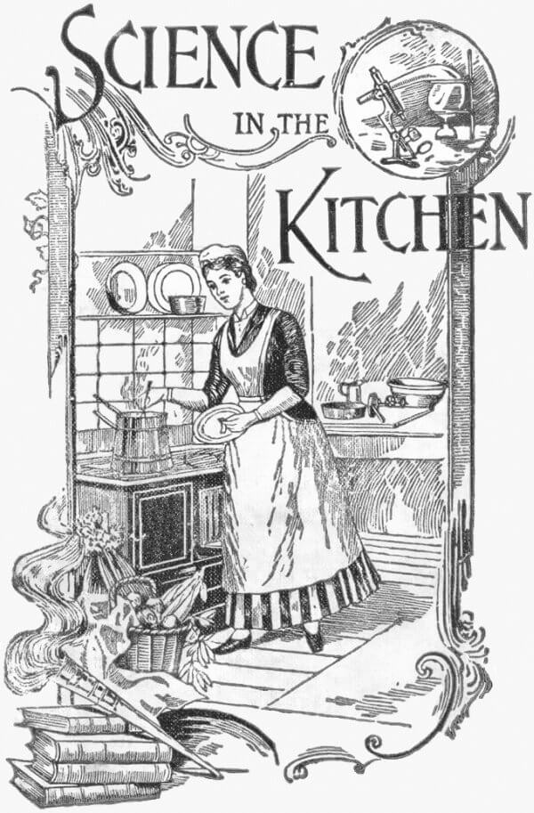 A picture for the book Science in the Kitchen