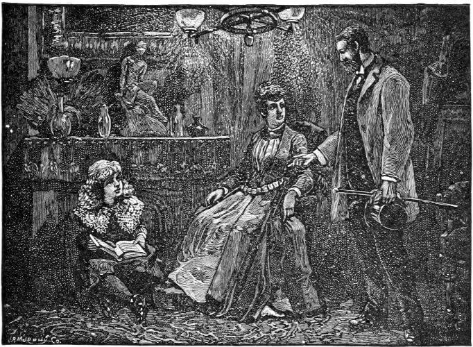 Editha's Burglar, go to Glasgow