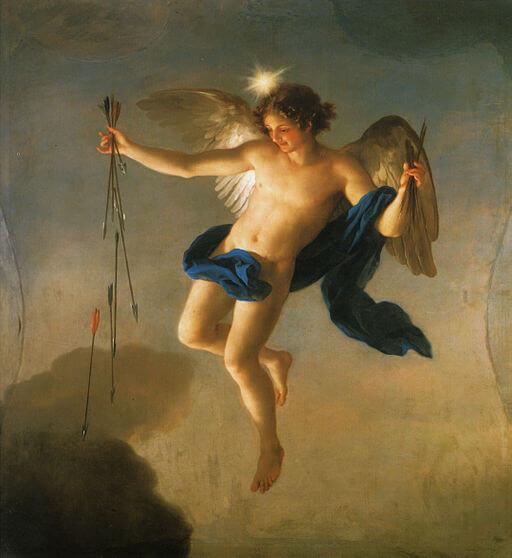 C.S. Lewis, Spirits in Bondage, Hesperus, Anton Raphael Mengs, Hesperus, 1765