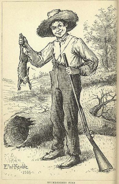 Unreliable Narrator: The Adventures of Huckleberry Finn