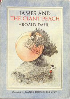 Roald Dahl, James and the Giant Peach