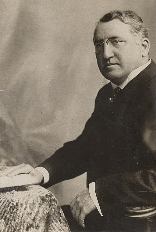 A picture for the book James Huneker