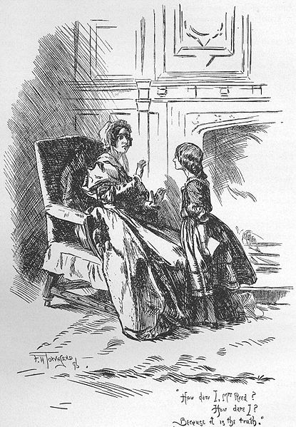 A picture for the book Jane Eyre