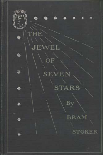 A picture for the book The Jewel of Seven Stars