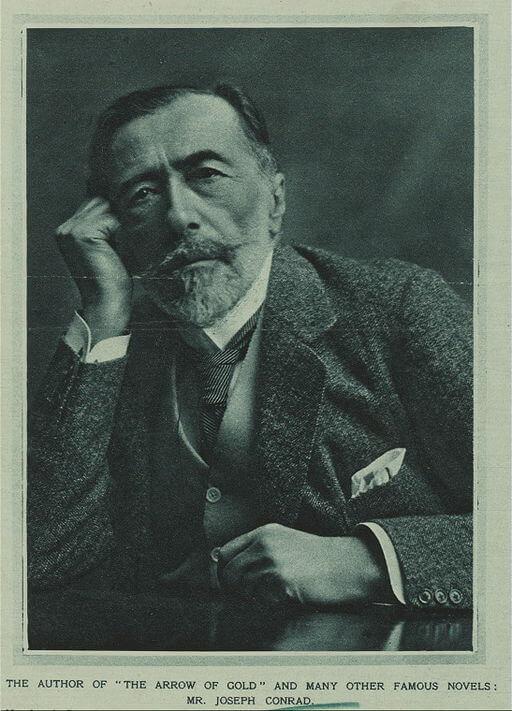 A picture for the book Joseph Conrad