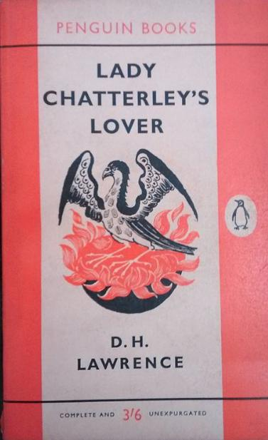 A picture for the book Lady Chatterley's Lover