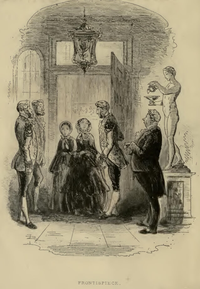 Charles Dickens: Little Dorrit frontis