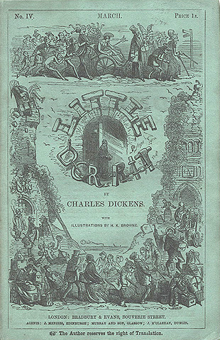 A picture for the book Little Dorrit