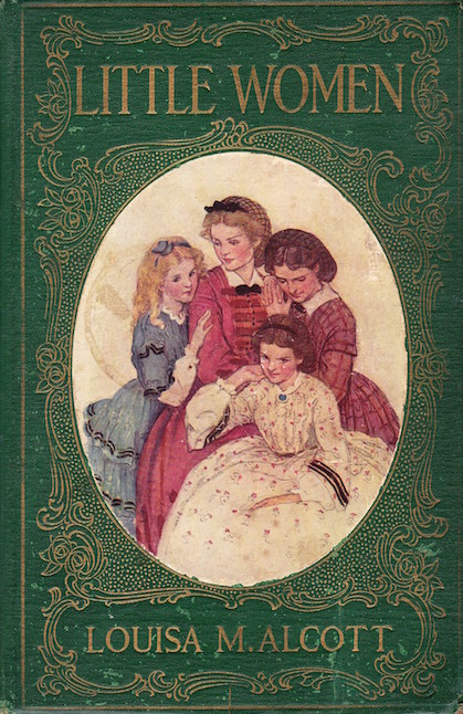 Little Women Christmas book