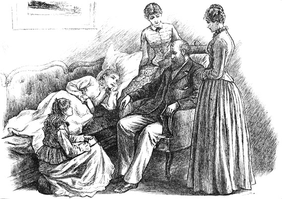 A picture for the book Little Women