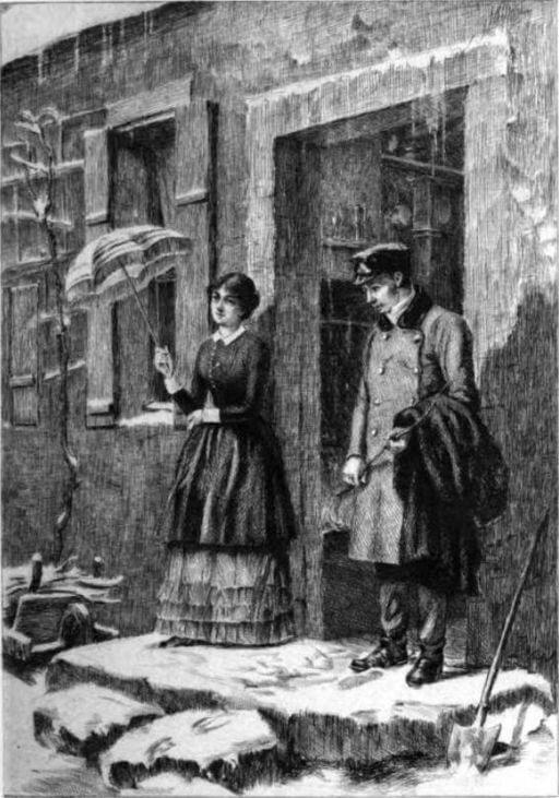 Gustave Flaubert, Madame Bovary, rain