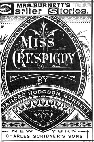A picture for the book Miss Crespigny